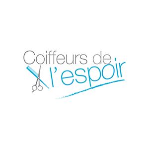 Logo Coiffeurs de l'Espoir