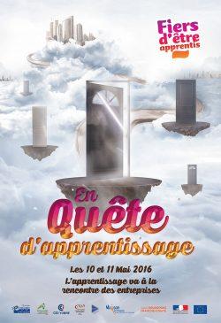 Affiche En Quête d'Apprentissage