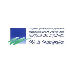 CFA Agricole Logo