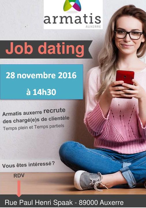 Job dating Armatis