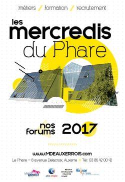 Mercredis du Phare 2017